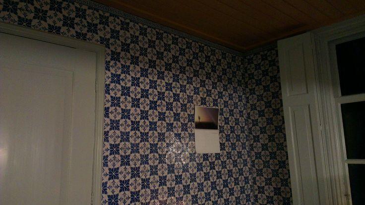 1000 idee n over groene tegels op pinterest keuken tegels marokkaanse keuken en marokkaanse - Douche italiaanse muur ...