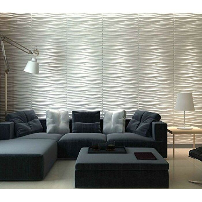 19 7 X 19 7 Vinyl Wall Paneling In White Vinyl Wall Panels Wall Paneling Pvc Wall Panels