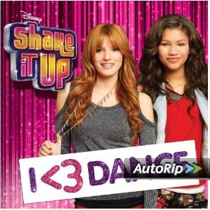 The soundtrack from the hit TV show Shake It Up  #christmas #gift #ideas #present #stocking #santa #music #Island #records #reggae