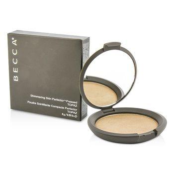 Becca Shimmering Skin Perfector Pressed Powder - # Topaz Makeup