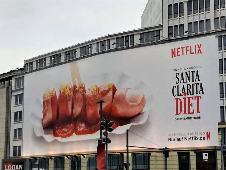 Netflix crée la polémique avec une campagne d'affichage jugée trop gore