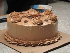Gâteau Moka façon Christophe Felder                                                                                                                                                                                 Plus