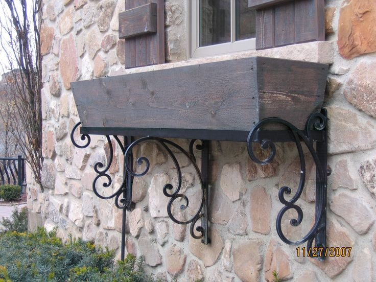 SALT LAKE CITY UTAH ORNAMENTAL WINDOW BOXES IRON RAILING FENCE