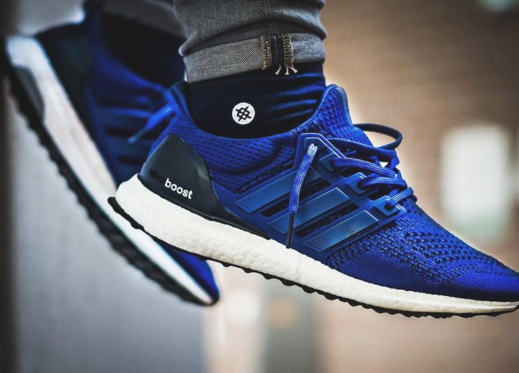 Adidas Ultra Boost - Royal Blue - 2015 (by airmax1189)