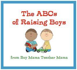 Boy Mama Teacher Mama: The ABCs of Raising Boys
