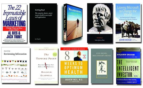 Tim Ferriss and Kevin Rose Discuss Their Top 5 Must-Read Books