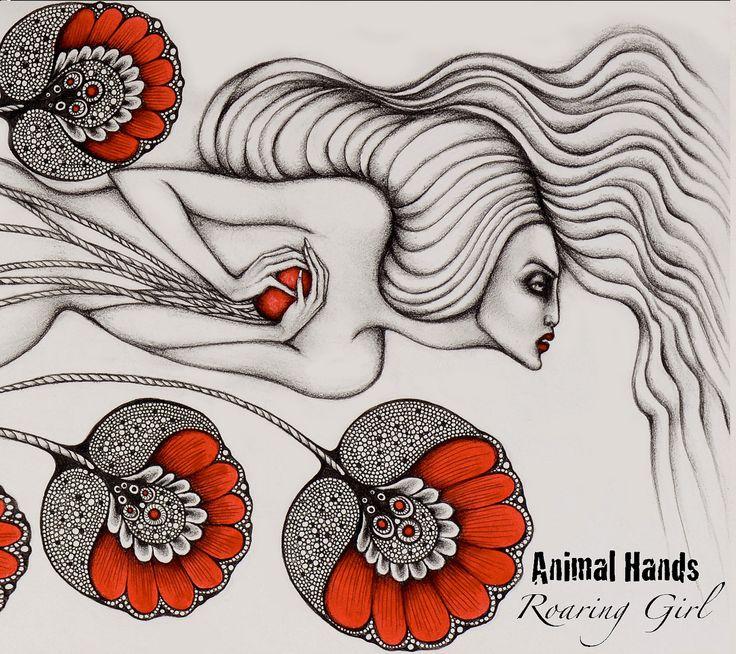 Animal Hands CD Art work