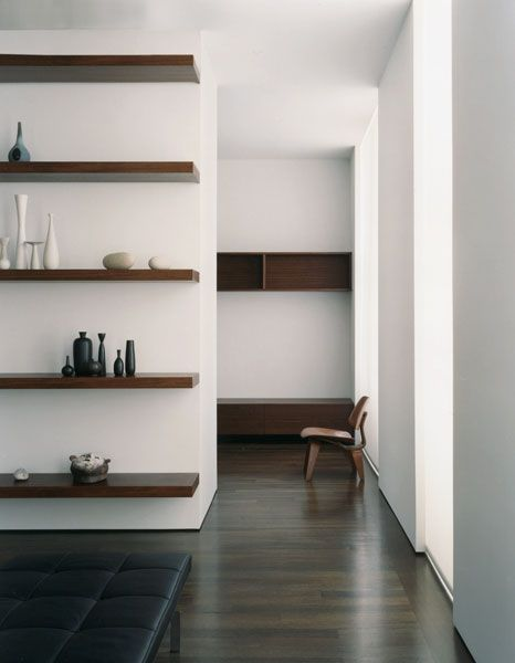 Deborah Berke Partners — Mercer Street Loft No. 1