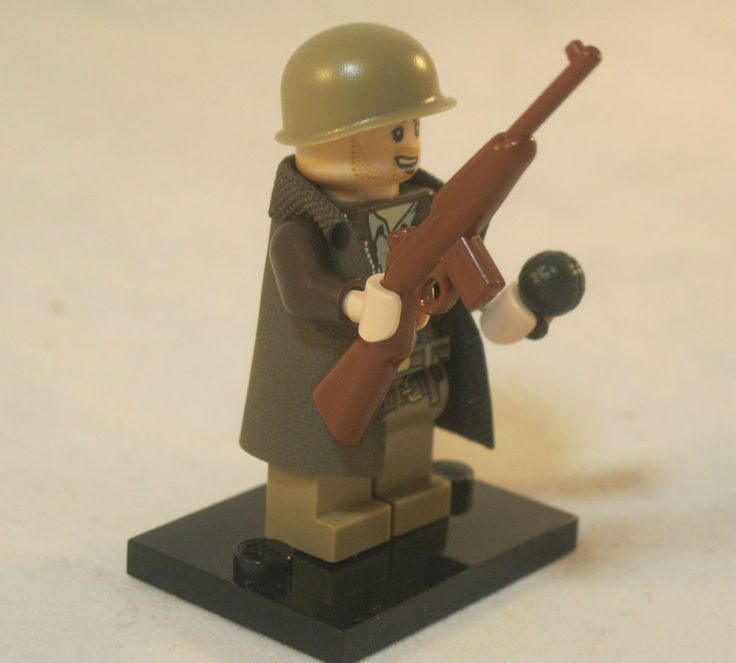 190 best images about lego military figures on pinterest for Lego world craft