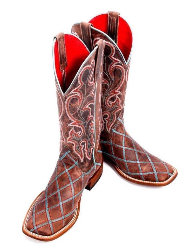 Macie Bean Western Boots Womens Tilt A Whirl Bone Mad Dog M9053 #MacieBean #Boots