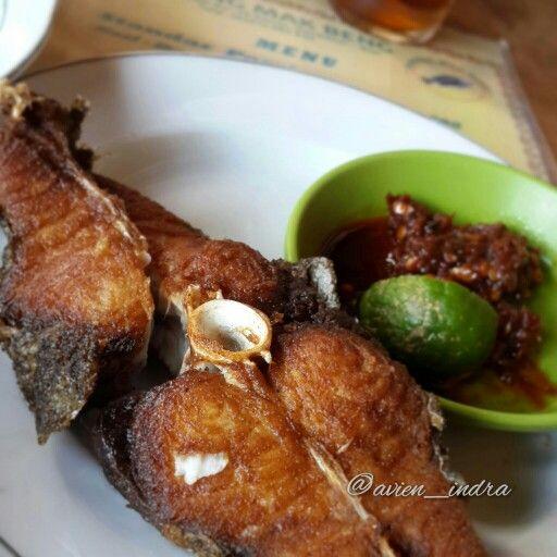 Mak Beng's Signature - Fried Fish and Sambal
