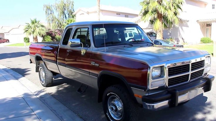 1St Gen Dodge Cummins For Sale - http://carenara.com/1st-gen-dodge-cummins-for-sale-450.html 1St Gen Dodge Crew Cab Cummins For Sale: Photos, Technical with regard to 1St Gen Dodge Cummins For Sale What Made You Want To Buy A 1St Gen And How Much Did You Get It within 1St Gen Dodge Cummins For Sale 1993 Dodge W250 134K 1St Gen Cummins *for Sale* - Youtube inside 1St Gen Dodge Cummins For Sale Purchase Used 1992 Dodge W-250 Le 1St Gen Cummins 5-Speed In New with 1St Gen Dodge