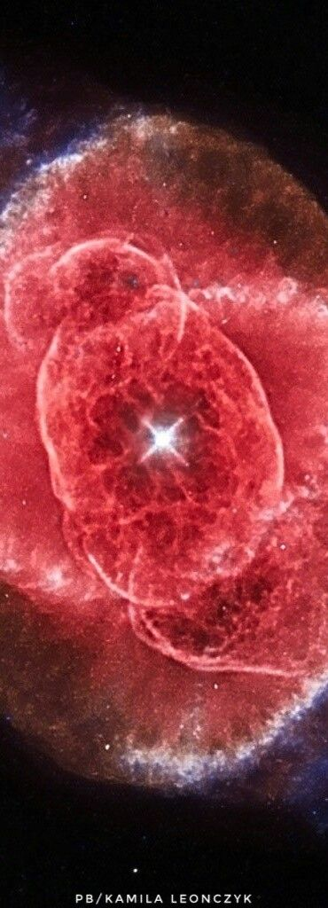 The Cat's Eye Nebula from Hubble Image Credit: NASA, ESA, Hubble, HLA; Reprocessing & Copyright: Raul Villaverde