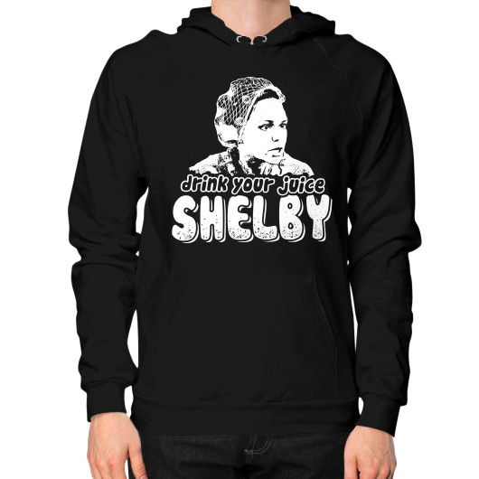 DRINK YOUR JUICE SHELBY Hoodie (on man)