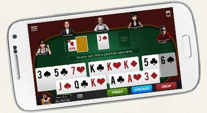 Play rummy online only on junglee rummy.