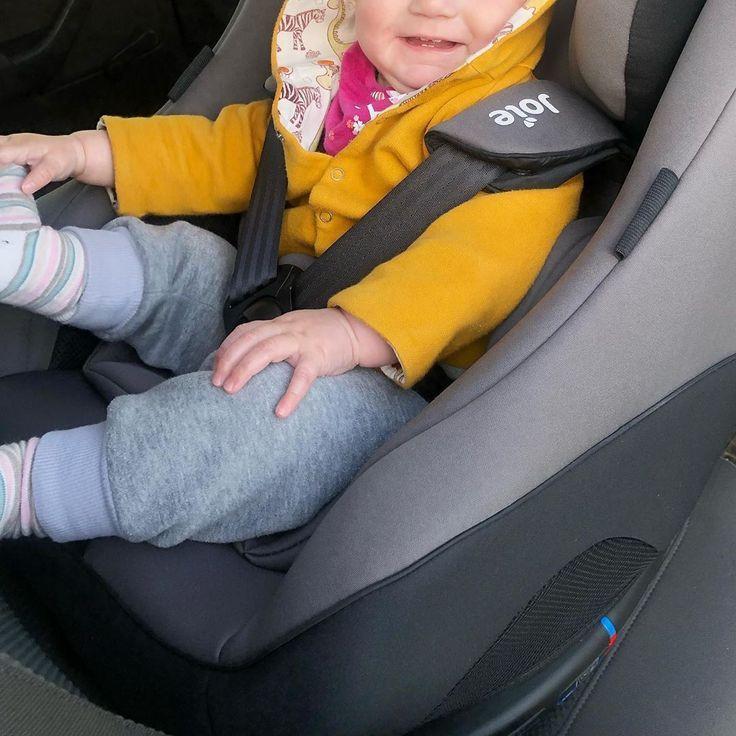 Großes Mädchen 🥰 #joie #reboarder #babygirl #auto #golf – #Auto