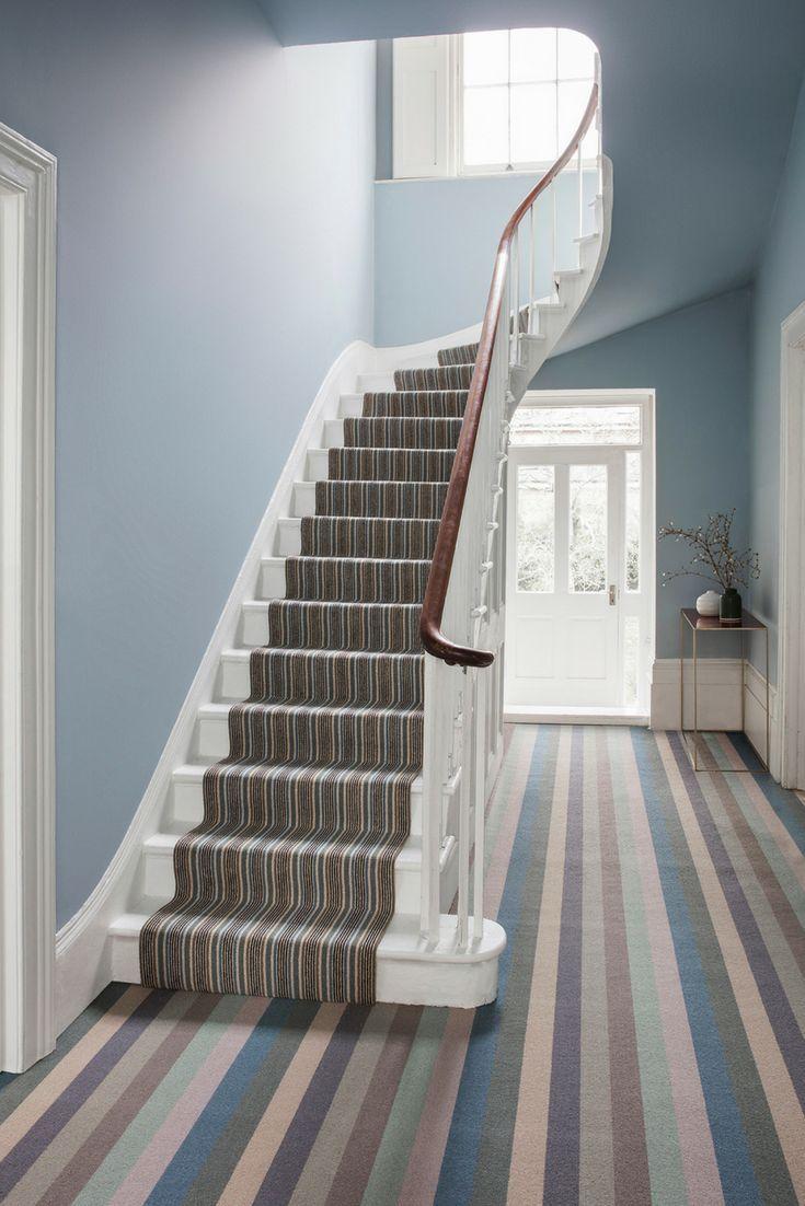 Margo Selby Stripe Surf Joss Carpet Alternative flooring