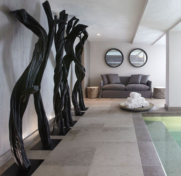 Fiona Barratt Interiors  Pool
