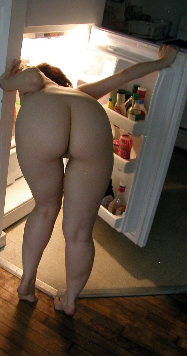 Whipped cream in ass first time permission