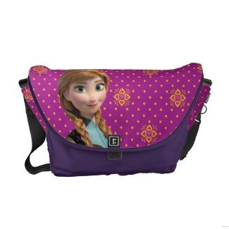 Anna from Disney's Frozen #disney #movie