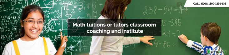 Best Maths Tuition In Delhi ncr? Call 1800-1230-133 (toll-free) to Meri Padhai for Find Best Math Classroom Coaching Institute In Delhi NCR.
