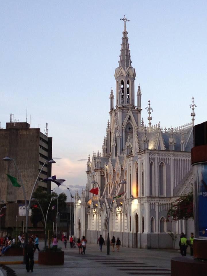 La Ermita - Cali, Colombia Antique gothic church