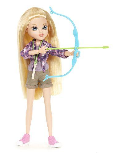 Moxie dolls Эйвери Юные скауты