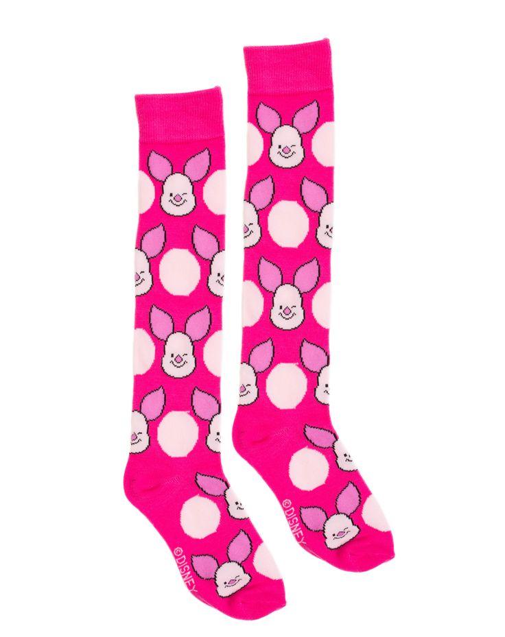 bf9ee13d9daa306ba49bc822a35fcd49 knee high socks piglets