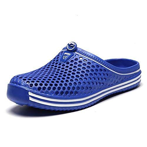 CBFYKU Clogs Pantoffeln für Männer Outdoor Stranddusche Wasserschuhe Closed To… – amazonmode
