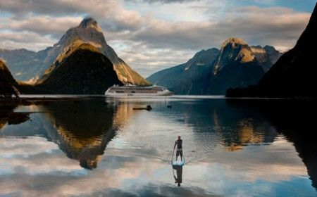 The Fiordland area is part of the Southland district of New Zealand and is arguably the most remote, beautiful, unique and iconic landscape of the country. Located in the southwestern area of the Southern Alps the Fiordland is virtually untouched by man. http://www.wheretostaynewzealand.co.nz/fiordland-new-zealand/