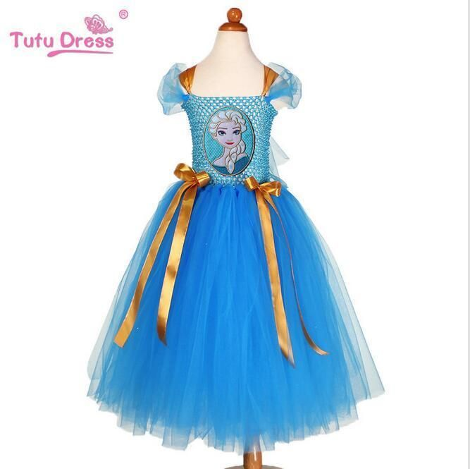 Nice Awesome Tulle Tutu Frozen Dress Princess Elsa Dress Snow Queen Party Dress Normal Dress 2017-2018 Check more at http://24shopping.ga/fashion/awesome-tulle-tutu-frozen-dress-princess-elsa-dress-snow-queen-party-dress-normal-dress-2017-2018-3/