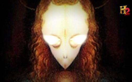 Leonardo Da Vinci Alien Paintings | Leonardo Da Vinci ... Da Vinci Paintings Mirrored