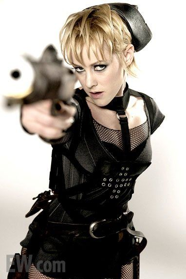 Jena Malone as Rocket in Sucker Punch