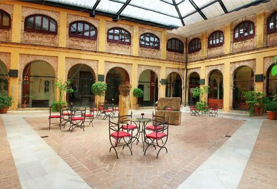 Hotel alc zar de la reina sevilla ruralka hoteles con - Mejor spa sevilla ...