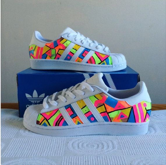 Adidas Superstar Custom Colour