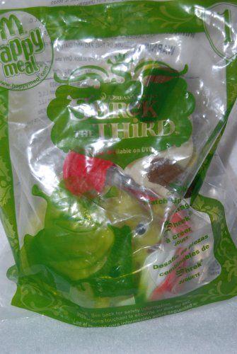 McDonalds Happy Meal 2007 Shrek the Third Shrek Match Up Challenge #1 @ niftywarehouse.com #NiftyWarehouse #Shrek #Movies #Movie