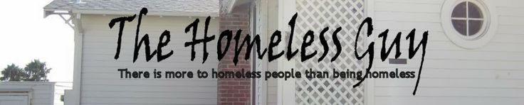 The Homeless Guy:  What homeless people really need: A friend, a place to store valuables (sometimes shelters have lockers but HP can't afford them--maybe can arrange w/ shelter to pay for their locker), sleeping pad/yoga mat, blanket (space blanket ok), food & warm place (subway gift cards), clean clothes in good condition, toiletries-nail file/clippers,etc, sturdy backpack (Jansport is best)