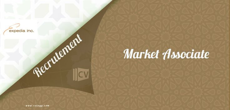 #Expedia #hire a #Market #Associate in #Marrakech