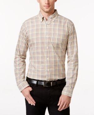 Tricots St Raphael Men's Big & Tall Shirt - Ivory/Cream 4XLT