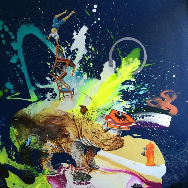 Otto er en street-artist Frederik Hesseldahl _Clean