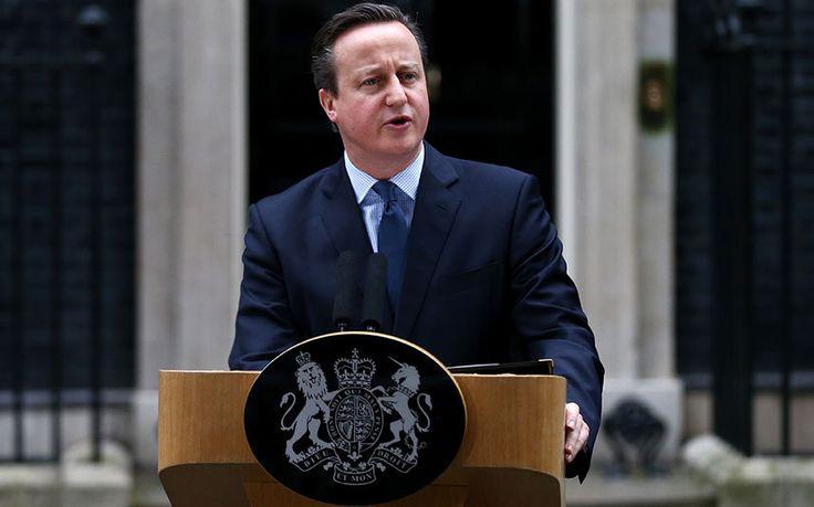 Prime Minister announces EU referendum will be held on June 23 but senior   ministers Michael Gove, John Whittingdale, Priti Patel, Theresa Villiers,   Chris Grayling and Iain Duncan Smith all back Brexit