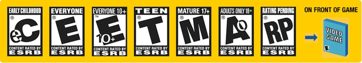 ESRB: Understanding Video Game Ratings - Symbols & Descriptions