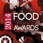 We're very excited to be finalists for the 2014 Food Magazine Awards!