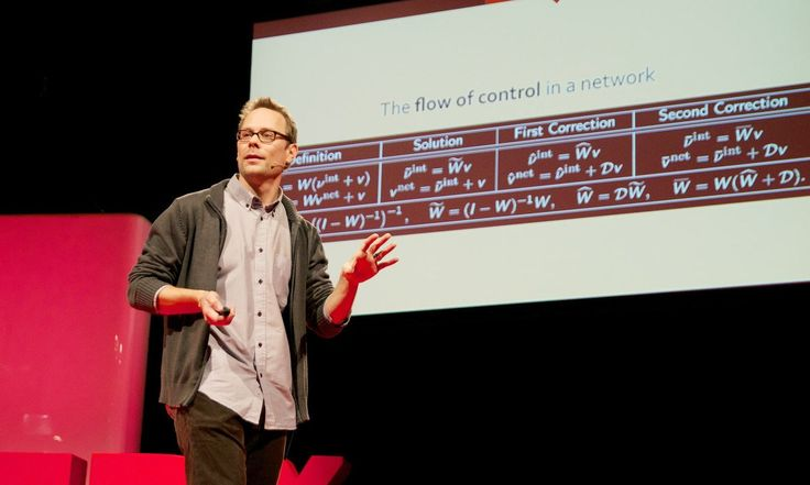 James Glattfelder studies complexity: how an interconnected system -- say, a swarm of birds -- is more than the sum of its parts. And complexity theory, it turns out, can reveal a lot about how the economy works. Glattfelder shares a groundbreaking study of how control flows through the global economy, and how concentration of power in the hands of a shockingly small number leaves us all vulnerable. (<em>Filmed at TEDxZurich.</em>)