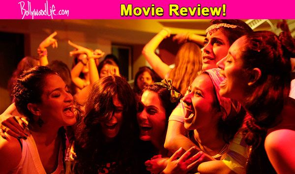 Angry Indian Goddesses movie review: This Sandhya Mridul Tannishtha Chatterjee Sarah-Jane Dias starrer is shocking entertaining and enlightening!