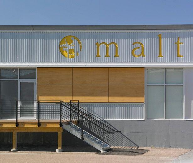 Metal Work Photos Industrial Architectural Residential: Corrugated Metal / Corten Steel