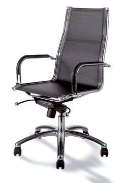 Bureaustoel hera van het merk sitland stoelen for Merk stoelen