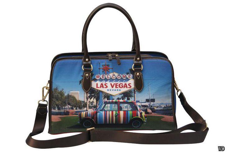 classic Paul Smith bag!~