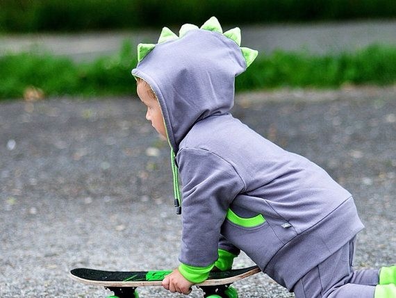 Kids Jacket DINO Green. Toddler Hoodie. Animal Jacket. Animal Hoodie.Toddler Jacket.Dinosaur Jacket.Dragon hoodie, Winter jacket