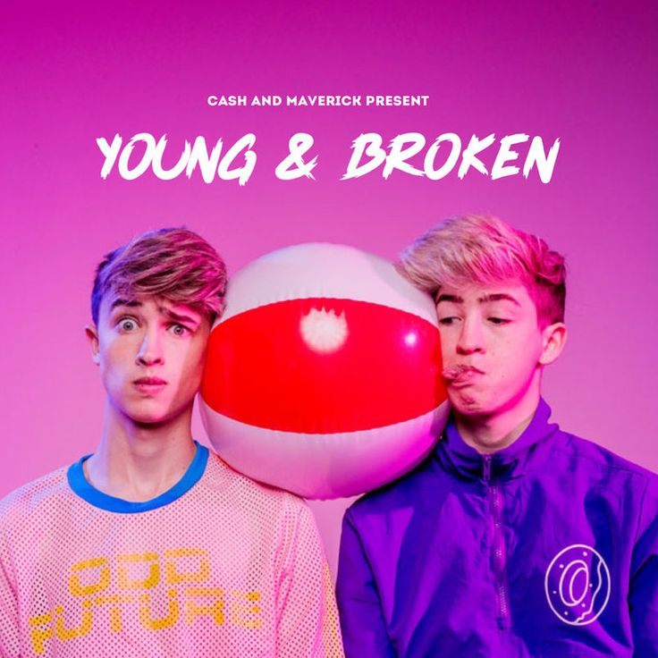 Young & Broken Single by Cash and Maverick on Apple